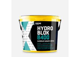 Asfaltová izolační stěrka HYDRO BLOK B400, kbelík 5 kg, černá