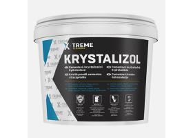 Cementová krystalizační hydroizolace Krystalizol, kbelík 5 kg, šedá