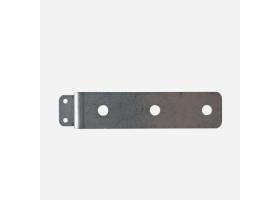 Držák protipožární trubkové objímky, sada 4 ks, kovový