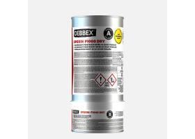 EPOXIN F1000 DRY, sada plechovek 4,04 kg, transparent