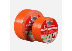 Fasádní páska STRONG, 48 mm x 20 m, oranžová