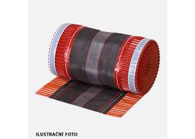 Hřebenový pás STANDARD, 5 m x 310 mm, hnědý