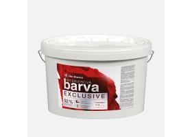 Výprodej - 74137 Interiérová barva EXCLUSIVE, kbelík 15 kg, bílá