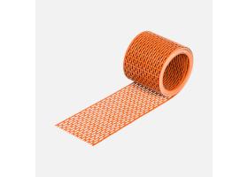Okapová mřížka EAVES GRATE, 50 mm x 5 m, cihlově červená