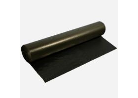 PE fólie stavební rukáv , 1 m x 50 m, černá