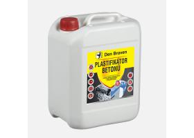 Plastifikátor betonů, kanystr 10 litrů