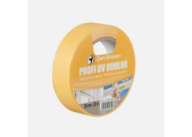 Profi UV odolná maskovací páska, 30 mm x 33 m