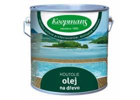 Výprodej - KOOPMANS VERF HOUTOLIE 108 palisandr argentinský 0,75l