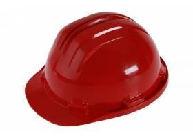 Přilba ochranná červená