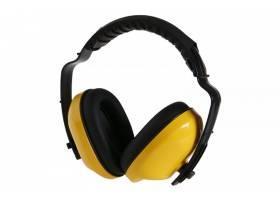 Ochranná sluchátka 27dB polstrovaná