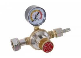Ventil redukční s manometrem P2 PB