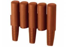 Palisáda IPAL5 24cmx2,7m PH TE (R624) (10ks)
