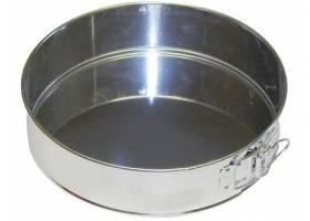 Výprodej - 53284 Forma na dort 113/26cm 1 dno pocín.