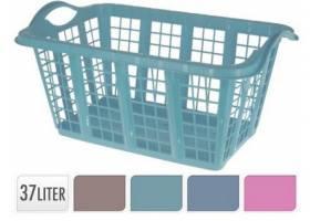 Koš na čisté prádlo 60x40x30cm PH mix barev
