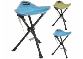 židle skládací trojnožka mix barev
