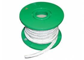 šňůra izolační 10x10mm (500°C) ISOTEM 10  (cca 12m)